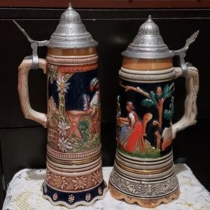 Beer Stein Music Box